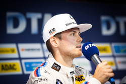 Press Conference: Tom Blomqvist, BMW Team RBM, BMW M4 DTM