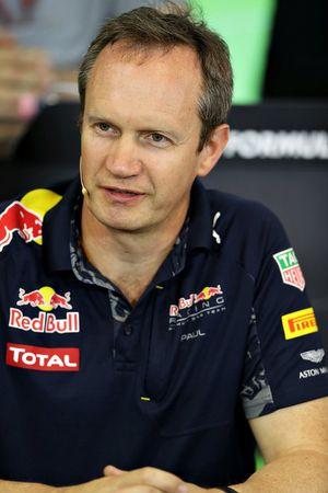 Press conference: Paul Monaghan, Red Bull Racing Head of Car Engineering