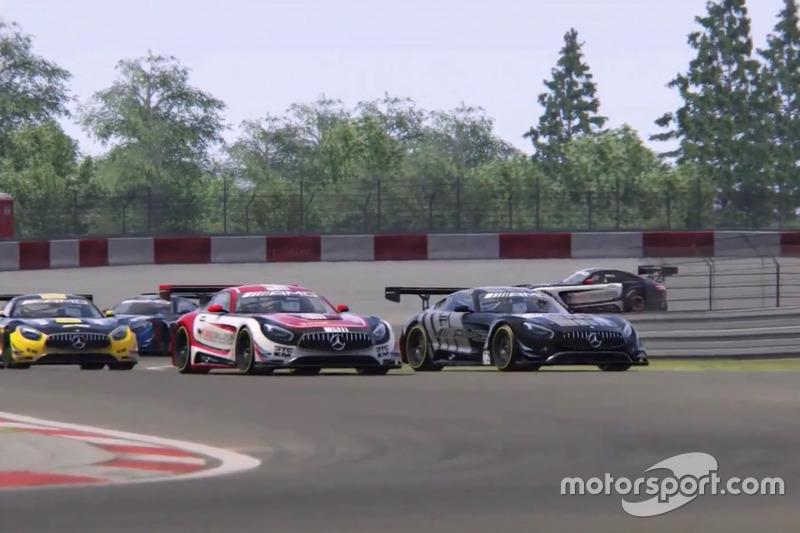 Assetto Corsa Nurburgring Yarışı