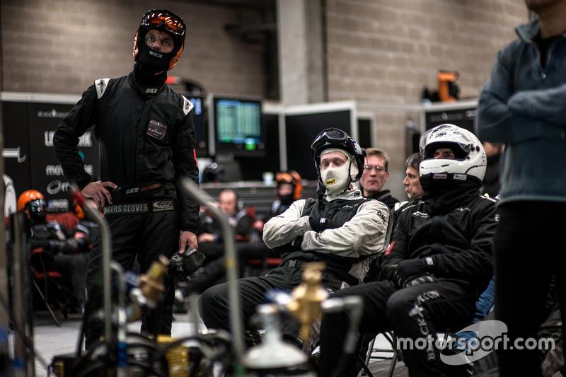 Black Falcon, Mercedes-AMG GT3: equipo