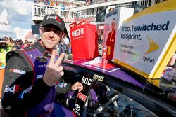 Sieger Denny Hamlin, Joe Gibbs Racing, Toyota
