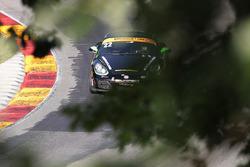 #22 Kris Wright Racing Porsche Cayman: Kris Wright, Andy Lee