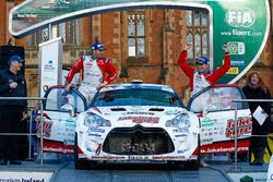 Craig Breen y Scott Martin, Citroën DS3 R5