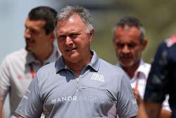 Dave Ryan, Manor Racing Director de carrera