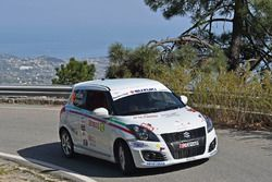 Jacopo Lucarelli, Suzuki Swift Sport 1600