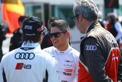 Enzo Ide, Christopher Mies, Audi R8 LMS, Belgian Audi Club Team WRT