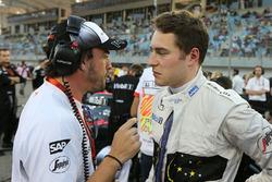Fernando Alonso, McLaren con Stoffel Vandoorne, McLaren