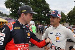 Hayden Paddon, Hyundai Motorsport, Daniel Sordo, Hyundai Motorsport