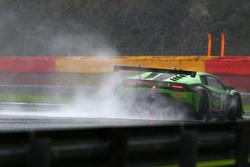 #16 GRT Grasser Racing Team, Lamborghini Huracan GT3: Rolf Ineichen, Jeroen Bleekemolen, Mirko Bortolotti