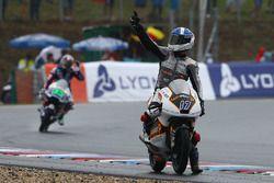 Ganador, John McPhee, Peugeot MC Saxoprint