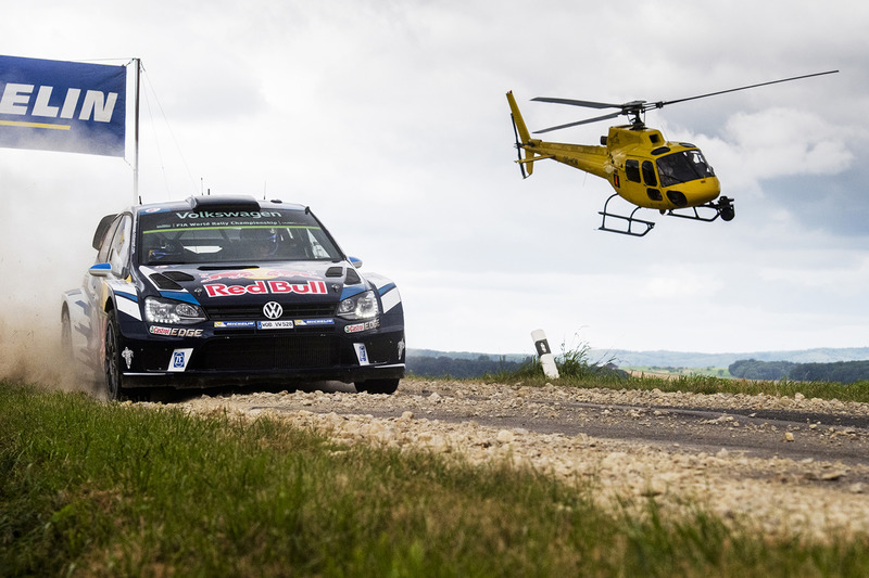 WRC - Rallye de Chine 2016