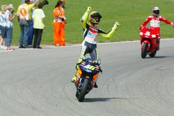 Sieger Valentino Rossi, Repsol Honda Team