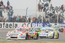 Juan Pablo Gianini, JPG Racing Ford, Emiliano Spataro, Trotta Competicion Dodge