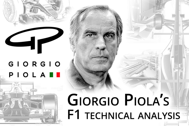 Giorgio Piola's F1 technical analysis