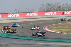 Choque del #45 Manor Oreca 05 - Nissan: Tor Graves, Roberto Gonzalez, Mathias Beche