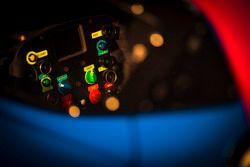 Рулевое колесо, #67 Ford Chip Ganassi Racing Team UK Ford GT: Энди Приоль, Гарри Тинкнелл