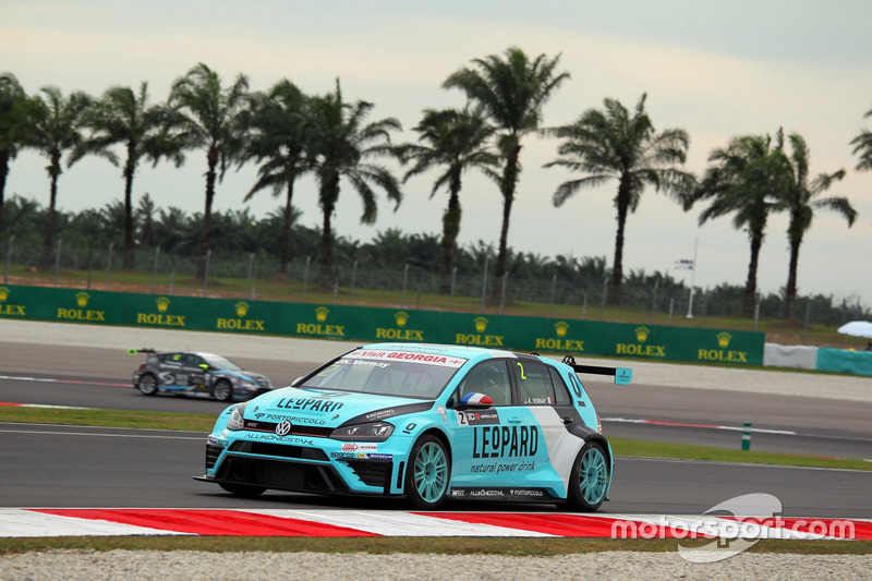 Жан-Карл Верне, Leopard Racing, Volkswagen Golf GTI TCR