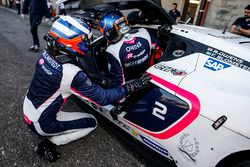 #2 R-ace GP Racing Renault RS01: Raoul Owens, Fredrik Blomstedt