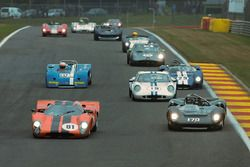 #81 Lola T70 MK3B (1969): Chris Beighton; #170 Lola T70 MK2 Spyder (1966): Pedro Macedo Silva