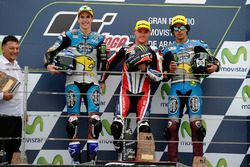 Alex Marquez, Marc VDS, Sam Lowes, Federal Oil Gresini Moto2, Franco Morbidelli, Marc VDS