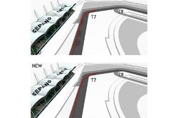 Sepang International Circuit, le modifiche 2016