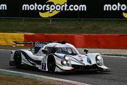 #7 Villorba Corse, Ligier JS P3-Nissan: Roberto Lacorte, Giorgio Sernagiotto