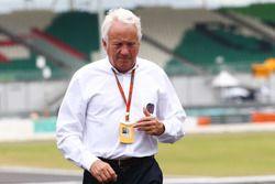 Charlie Whiting, délégué de la FIA