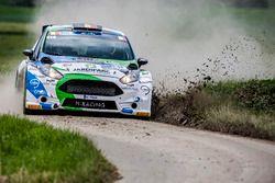 Cédric Cherain, Ford Fiesta R5