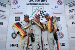 Thomas Gerling, Harald Hennes, Thomas Kappeler, Porsche 991 GT3 Cup