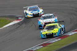 Dennis Busch, Marc Busch, Marc Basseng, Audi R8 LMS