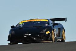 #62 Performance West, Lamborghini Gallardo: Alex Rullo, Peter Rullo