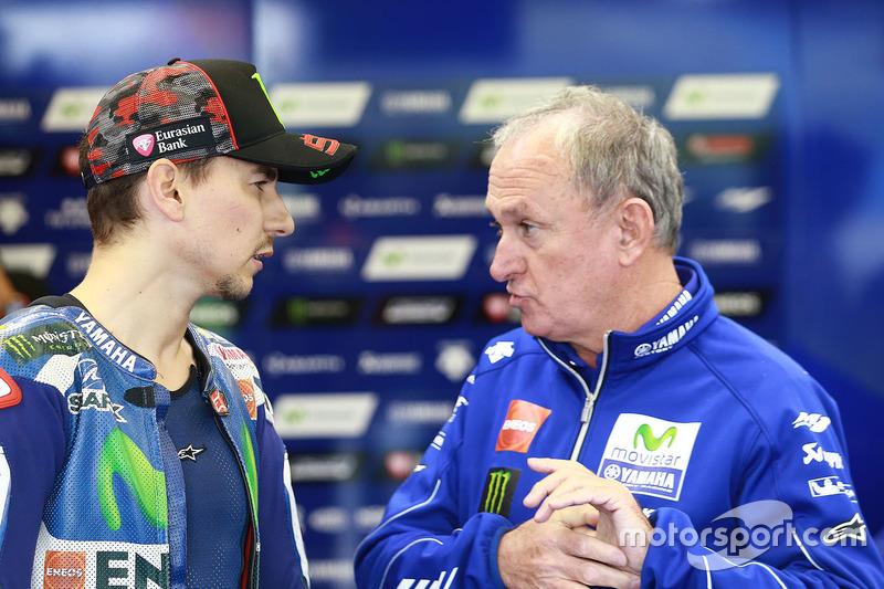 Jorge Lorenzo, Yamaha Factory Racing y Ramo Forcada