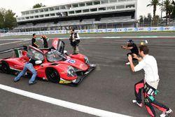 Vueltas con VIP en el RGR Sport by Morand Ligier JSP2 - Nissan