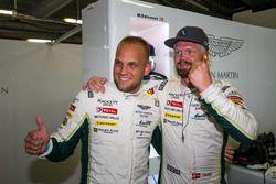 Pole position : #95 Aston Martin Racing Aston Martin Vantage GTE: Marco Sorensen, Nicki Thiim