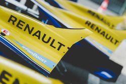 Détails de la Renault e.Dams