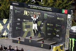 Le vainqueur Petter Solberg, Petter Solberg World RX Team
