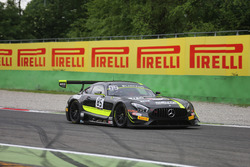 #85 HTP Motorsport, Mercedes-AMG GT3: Clemens Schmid, Indy Dontje, Luciano Bacheta