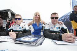 Thed Björk en Fredrik Ekblom, Polestar Cyan Racing