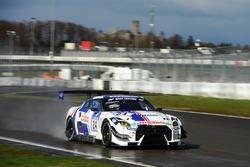 #24 Team Zakspeed, Nismo GT-R GT3: Florian Strauss, Marc Gassner