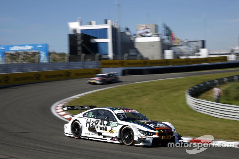 21. Tom Blomqvist, BMW Team RBM, BMW M4 DTM