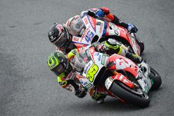 Cal Crutchlow, Team LCR Honda et Scott Redding, Pramac Racing