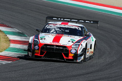 Nissan Nismo GT3 #23, Bontempelli-Linossi, Drive Technology