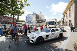 Voiture de sécurité Mercedes-Benz