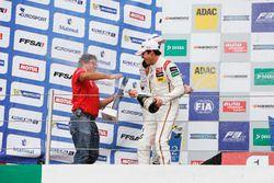 Podyum: Lance Stroll, Prema Powerteam Dallara F312 – Mercedes-Benz