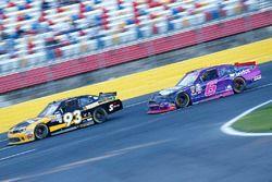 David Starr, TriStar Motorsports Toyota, Darrell Wallace Jr., Roush Fenway Racing Ford