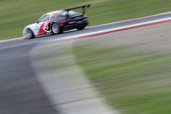 Porsche 911 GT3 CUP #33 Oleksandr Gaidai e Mikael Grenier, Tsunami RT - Padova