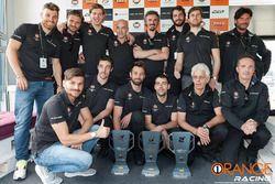 Orange1 Racing, il team del Lamborghini Super Trofeo