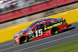 Clint Bowyer, HScott Motorsports Chevrolet, Regan Smith, Tommy Baldwin Racing Chevrolet