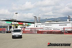 Mugello Circuit, area paddock