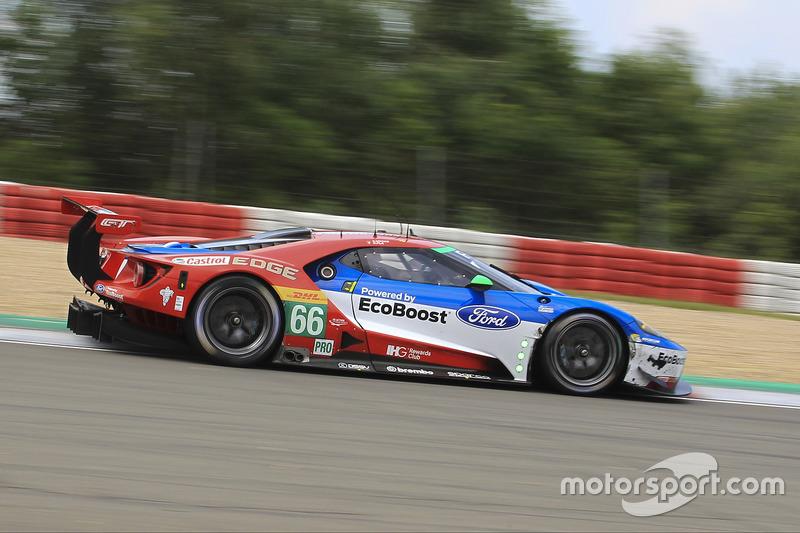 4. GTE-Pro: #66 Ford Chip Ganassi Racing Team UK, Ford GT: Olivier Pla, Stefan Mücke